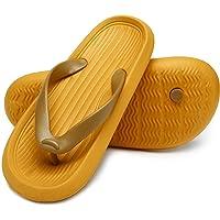 ChayChax Men's Women's Flip Flops Lightweight Thong Sandals Summer Beach Pool Shower Slippers
