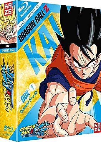 Dragon Ball Box - Dragon Ball Z Kai - Box 1/2