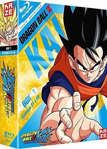 Dragon Ball Z Kai - Box 1/2 Collector BluRay