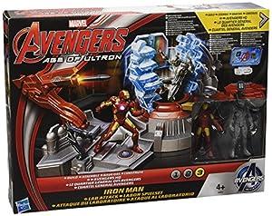 Hasbro - Accesorio para playsets Los Vengadores Marvel (B1402)
