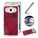 Etsue für Samsung Galaxy J5 SM-J500 Fließen Flüssig Schwimmend Stars