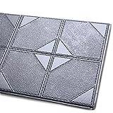 GOGO GO Tapete Paneele 3D 10 Stücke modern 70x70x0.7CM Stero DIY Farbe 1 Wandbilder für Schlafzimmer