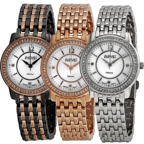 August Steiner Three Watch Set for Ladies AS8027-SET