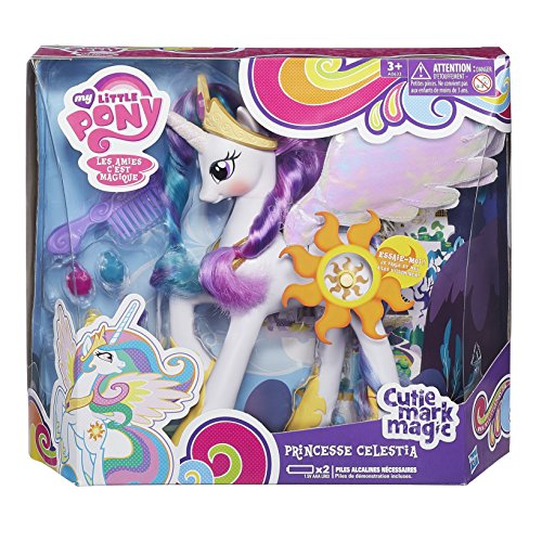 My Little Pony - A06331010 - Figurine Animal Electronique - Princesse Celestia