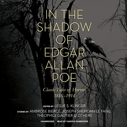 In the Shadow of Edgar Allan Poe  Audiolibri