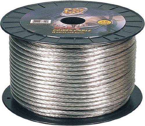 GSI-10Gauge Power Ground Kabel Power-kabel 10 Gauge