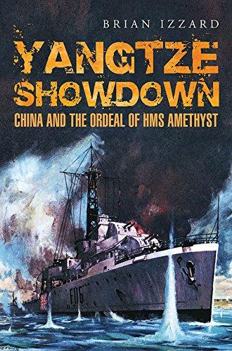 Yangtze Showdown Cover Image