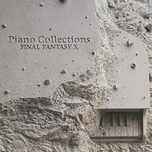 """Bande originale Piano collections """"Final Fantasy X"""""""