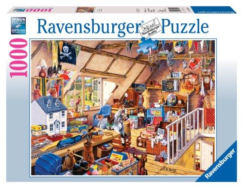 Preisvergleich Produktbild Grandma's Attic 1000 Piece Puzzle
