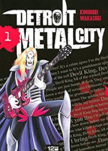 Detroit Metal City Edition simple Tome 1
