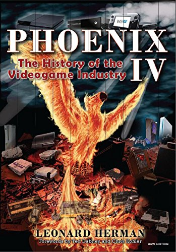 phoenix-iv-the-history-of-the-videogame-industry-english-edition
