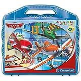Clementoni - Puzzle Aviones Disney Aviones de 12 piezas (41172) (importado de Alemania)