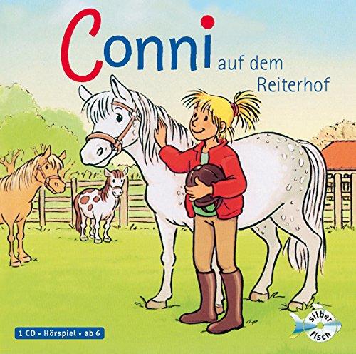 Boehme, Julia : Conni auf dem Reiterhof, 1 Audio-CD - Kinder Cd Auf Bücher Für