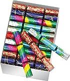 50x KNALLBONBONS in verschiedenen Farben (Bunt)
