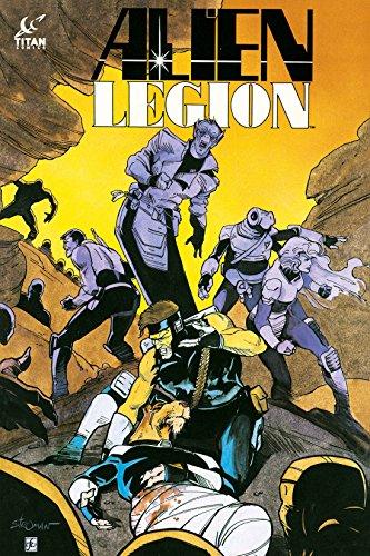 Alien Legion #23 (English Edition) Titan Wellington