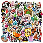 Stickers - 33 Style Stickers 50PCS Pack DIY Waterproof Stickers For On Laptop PC Phone Suitcase Luggage Skateb