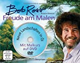 Freude am Malen-Set: Neue Landschaften in Öl. Mit Malkurs auf DVD mit O-Ton Bob Ross, deutsch untertitelt