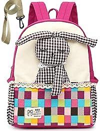 Preisvergleich für Kinderrucksack Kinder Kleinkind Rucksack Kindergarten Kaninchen Picknick FüR MäDchen Bis 3 Jahren