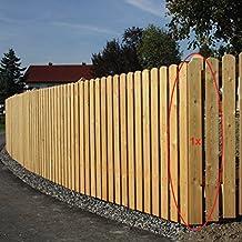 Suchergebnis Auf Amazon De Fur Zaunlatten Holz 150 Cm