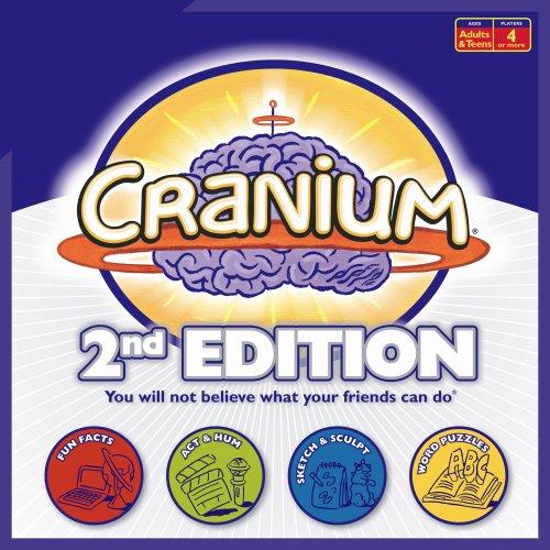 Hasbro Cranium 2Nd Edition Brettspiel - Englische Sprache