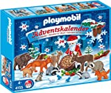 "Playmobil - 4155 Advent Calendar ""Christmas in the Forest"""