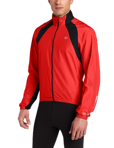 Pearl Izumi Herren Select Barrier Jacke XXL True Red (Herren Select Barrier)