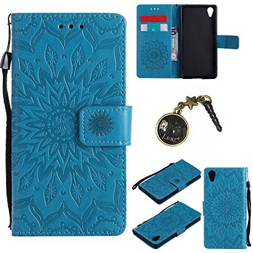 Preisvergleich Produktbild PU Silikon Schutzhülle Handyhülle Painted pc case cover hülle Handy-Fall-Haut Shell Abdeckungen für Sony Xperia X Performance (12,7 cm (5 Zoll) +Staubstecker (1FF)