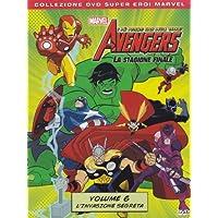 The Avengers - I più potenti eroi della Terra! - La stagione finaleVolume06Episodi28-34