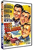 Best MOVIE Dvd Releases - Tres Soldados -- Soldiers Three (Spanish Release) Review