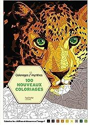 100 Nouveaux coloriages Mystères