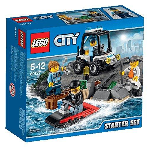 LEGO City - 60127 - L'ensemble De Démarrage De La Prison En Haute Mer