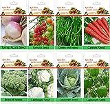 alkarty winter vegetable seeds kit-9 for...