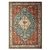 Teppiche LHA Schlafzimmer-Wohnzimmer-Blumenmuster-orientalischer Designer-dauerhafter, Reihen-Größe - 140 * 200cm, 160 * 230cm, 180 * 250cm, 200 * 300cm (größe : 200 * 300cm)
