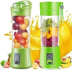 ShoppoWorld Rechargeable Juice Blender, Multicolour