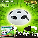 #10: Football Disc Toy Air Hover Soccer