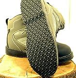 Bison - Botas de vadeo con suela de fieltro o suela de goma