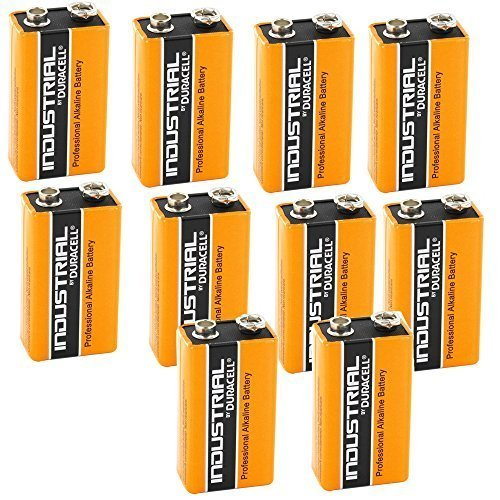Duracell Procell 9V x 10