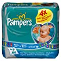 Pampers Baby Fresh Refill 4 x Packs of 64--256 Wipes by Procter & Gamble