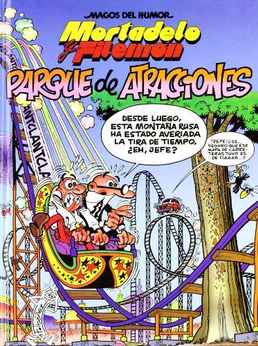 PARQUE DE ATRACCIONES (MAGOS DEL HUMOR IBAÑ) por Francisco Ibáñez Talavera