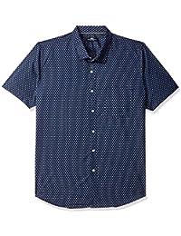 Max Men's Plain Slim Casual Shirt