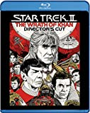 Star Trek 2 - The Wrath Of Khan (Director's Cut) [Blu-ray] [2015]