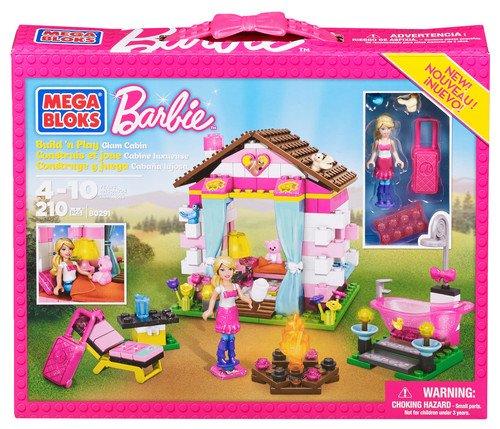 Barbie - Cabaña Bosque Mega Brands 80291