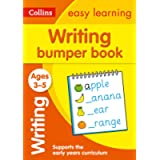 Writing Bumper Book Ages 3-5: Ideal for home learning (Collins Easy Learning Preschool)