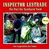 Inspector Lestrade: Der Augenblick des Todes (Folge 1) (Audio CD)