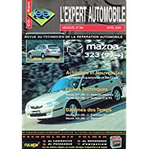 REVUE TECHNIQUE L'EXPERT AUTOMOBILE N° 384 MAZDA 323 DEPUIS 1999 / 1.3 / 1.5 / 2.0 D / 2.0 TD