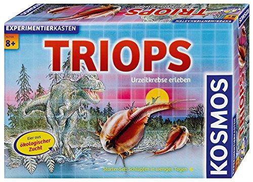 galileo salzkrebse KOSMOS 633028 Triops - Urzeitkrebse erleben