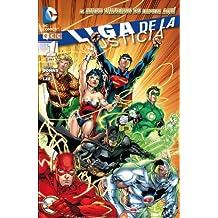 Liga de la Justicia núm. 01 (Liga de la Justicia (Nuevo Universo DC))