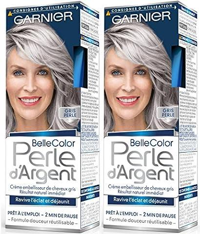Garnier - Belle Color - Perle d'Argent - Crème déjaunisseur
