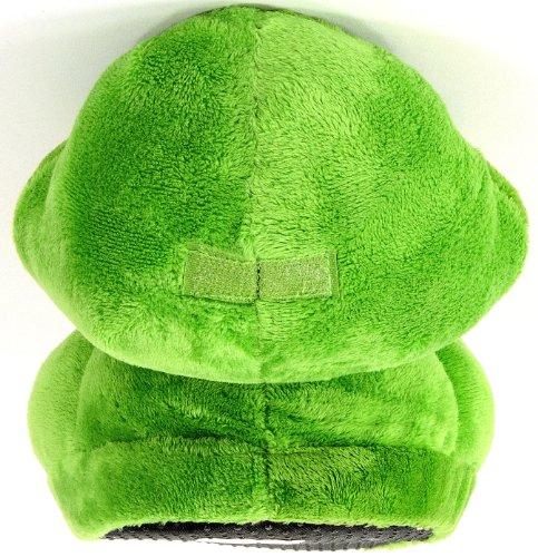 SAMs Tier Hausschuhe Kinder Hero Turtles 4 Farben Schlappen Pantoffel Slipper 3D Anti Rutsch Sohle, TH-T3DG Grün