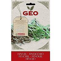 Geo Hinojo - Semillas para germinar, 12.7 x 0.7 x 20 cm, color marrón